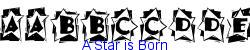 A Star is Born   16K (2003-01-22)