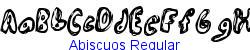 Abiscuos Regular   42K (2002-12-27)