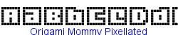 Origami Mommy Pixellated   13K (2003-08-30)