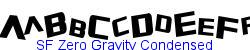 SF Zero Gravity Condensed  117K (2002-12-27)