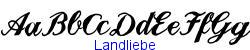 Landliebe - Medium/Normal weight   33K (2005-02-18)